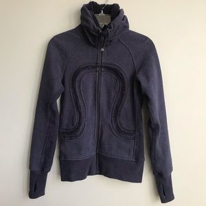 LuLulemon Athletica Sherpa Scuba Jacket